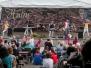 Na Moravě je vždycky fajn. Několik fotek z našeho vystoupení v Hulíně. Děkujeme za krásnou atmosféru! Za fotky děkujeme T. Svobodovi.